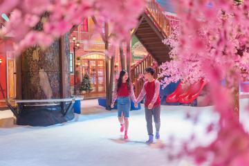 Mùa yêu thương giữa làng tuyết Snow Town