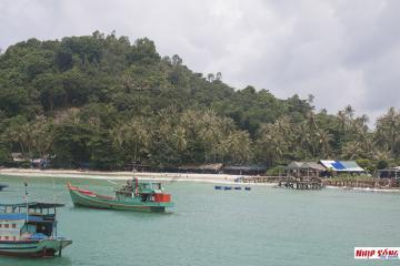 Nam Du - Thiên đường biển đảo hoang sơ trong lành