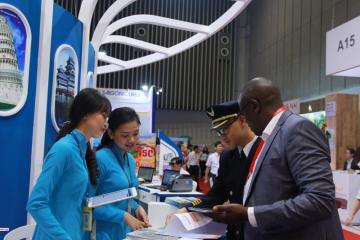 Đa dạng hoạt động tại Hội chợ Du lịch Quốc tế Việt Nam lần thứ 14