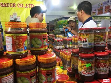 Hội chợ Hàng tiêu dùng quận Tân Bình năm 2018
