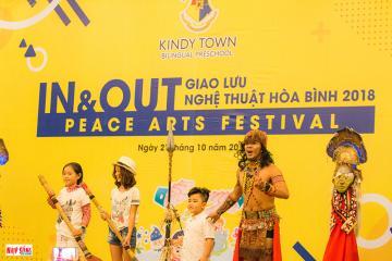 Ấn tượng múa rối quốc tế và thông điệp hòa bình