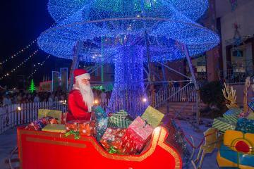 Quà của ông già Noel