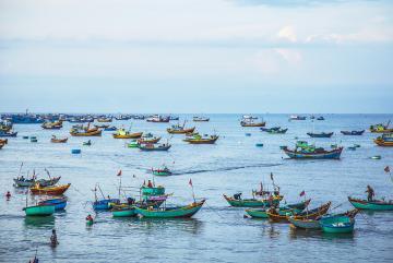 Mũi Né - làng chài xứ biển