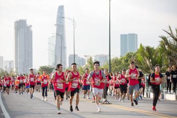 Thêm 3000 cơ hội tham gia giải Marathon Quốc tế TP.HCM Techcombank 2019