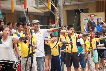 Khai mạc giải Bắn cung mở rộng – tranh cúp Trần Quan Brothers lần 3 năm 2019