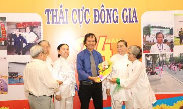 Kỉ niệm 24 năm phát triển của Bộ môn Thái cực Đông gia