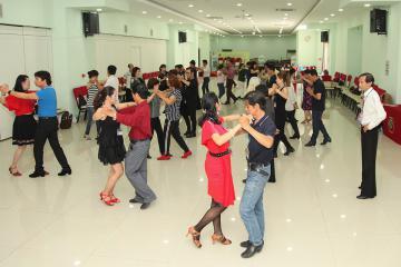 Tập huấn nâng cao chất lượng huấn luyện viên và trọng tài khiêu vũ nghệ thuật