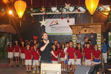 Lễ hội giáng sinh truyền thống của nước Đức giữa lòng Sài Gòn