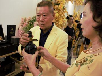 Nghệ sĩ Vũ Thanh bất ngờ lấn sân sang lĩnh vực kinh doanh