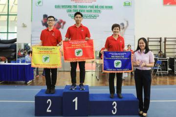 Vun đắp tài năng trẻ Wushu TP. Hồ Chí Minh