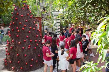 Hòa nhạc mừng Giáng sinh tại trường Quốc tế Đức Tp. Hồ Chí Minh (IGS)
