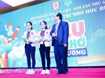 Hội ngộ kỷ lục gia lần thứ 41: Cuộc gặp gỡ của 500 kỷ lục gia Việt Nam